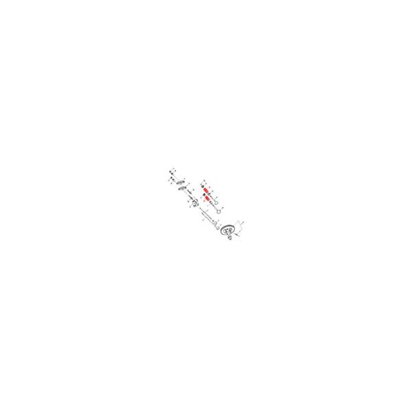 Mola de Valvula GX390 - 13HP